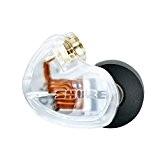 Shure SE425-CL-Right Écouteur de rechange pour Coté droit Transparent
