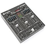 Skytec STM-2270 Table de mixage 4 canaux Bluetooth USB SD MP3 FX