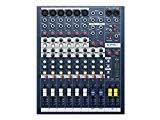 Soundcraft RW5734 Console 6 voies Mono + 2 voies Stéréo