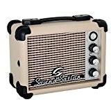 Soundsation Mini ampli portable pour guitare avec batterie interne 5 W