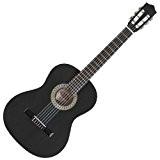 Stagg C542 BK Guitare classique espagnole Noir