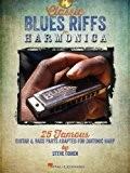 Steve Cohen: Classic Blues Riffs For Harmonica - Partitions, CD