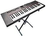 Support de clavier (Convient pour Yamaha Casio Korg Roland) Keyboard E PIANO Piano Piano numérique Synthétiseur Stage Piano-Support trépied pour ...