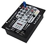 Table de mixage 5 canaux DJM150USB Ibiza Sound