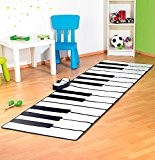 Tapis piano XXL