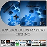 Techno Giant - WAV PACK - For - Ableton live / Cubase / Apple Logic / Pro Tools or any ...