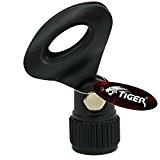 Tiger MCA93-BK Clip pour Microphone - Noir