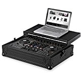 UDG Ultimate Flight Case NI Traktor Kontrol S5/S4 Black +(Laptop Shelf)