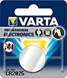 Varta - CR2025 - Pile Electronique - CR2025