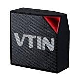 VTIN Cuber Haut-parleur/Enceinte d'Extérieur Portable Bluetooth 4.0 Waterproof avec 5W Drive Audio IP67 Résistant à l'eau et à la poussière ...