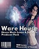 WareHouse - Maison boucle de la musique et colis échantillon - Loops & Sample pack (WAV Format) - Ableton Live, ...