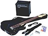 Yamaha - ERG121GPIIH - Pack de Guitare Électrique et Amplificateur - Noir