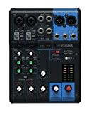 Yamaha - MG06YEM - Table de Mixage Analogique - Noir