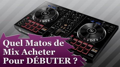 Le Matériel DJ à Acheter Pour Débuter