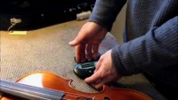 Entretien d'un instrument à cordes - Humidité