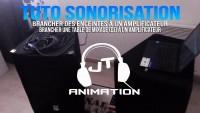 Brancher Des Enceintes à Un Amplificateur et Table de Mixage DJ