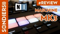 NATIVE INSTRUMENTS MASCHINE MK3 - GROOVEBOX