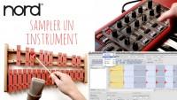 NORD SAMPLE EDITOR : Sampler un instrument