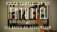 KORG Volca Sample édition OK GO : Les bases