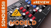 BEHRINGER MODEL D - Synthétiseur analogique